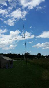 Field Day - Loop Antenna