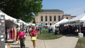 Ann Arbor Art Fair - The Original - Picture 5